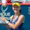Radwanska takes the Cup