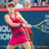 Eugenie falls at Rogers Cup