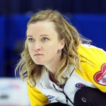 Chelsea Carey of Manitoba wins bronze at this year's Scotties Tournament of Hearts