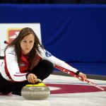 Rachel Homan runs the Table at the 2014 Scotties Tournament of Hearts